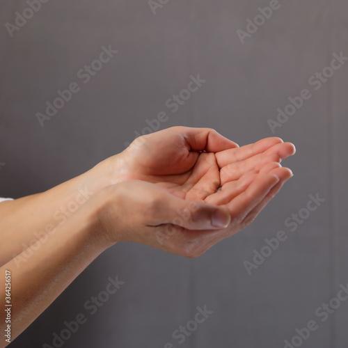 Fotografie, Obraz 40代後半、女性の手
