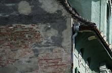 Detail Historic Building Brick...
