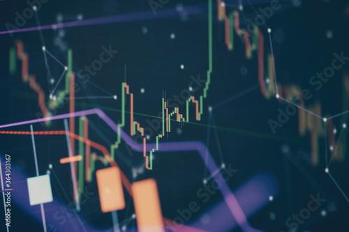 Canvastavla Data analyzing in trading market