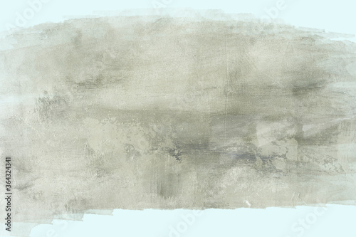 grungy painting draft on canvas background or texture Canvas