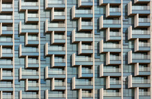 Windows And Balconies (of Flat...
