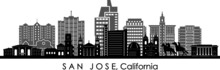 SAN JOSE City California Skyli...
