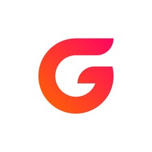 Colorful Initial Letter G Logo...