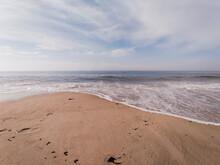 Kirk Park Beach At Montauk, NY