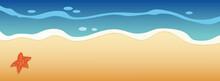 .Vector Illustration Of Tropic...
