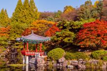 Beautiful Oriental Gazebo.