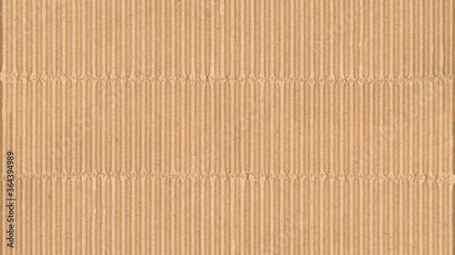 Fotografia Corrugated cardboard texture