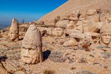 Nemrut Mountain Ancient Ruins