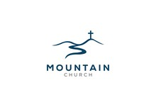 Church Logo Designs With Mount...