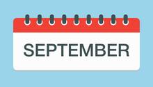 Vector Icon Day Calendar, Autu...