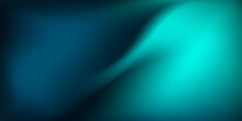 Abstract Dark Teal Background ...