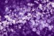 濃い紫のキラキラした背景