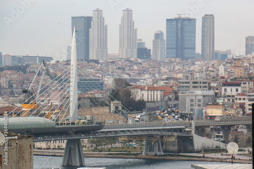 Fototapety, obrazy: Halic bridge