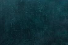 Dark Blue Lue Grungy Wall