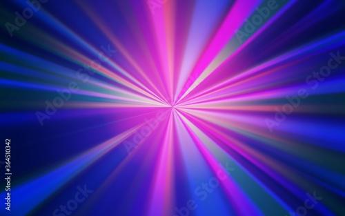 Carta da parati Light Blue, Red vector colorful blur backdrop