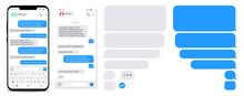 Chat Sms Smartphone Composer T...