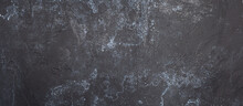 Texture Of Rough Black Stone S...