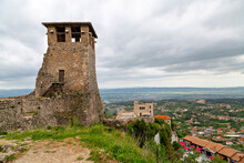 Medieval Remains Of Kruje Cast...