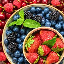 Blueberry, Raspberry, Blackber...