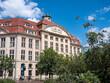 canvas print picture - Städtisches Leihhaus in Leipzig
