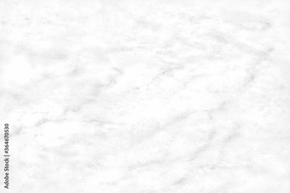 Fototapeta White grey marble floor texture background with high resolution, counter top view of natural tiles stone in seamless glitter pattern and luxurious.