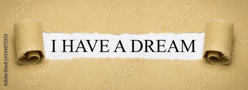 Fotografía I have a Dream