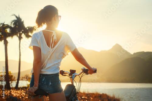 Cycling Fototapeta