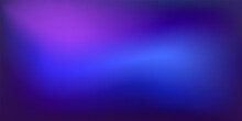 Abstract Blurred Navy Blue Pur...