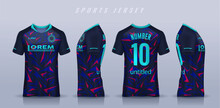 T-shirt Sport Design Template,...