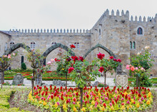 Garden Of St.Barbara's At The ...