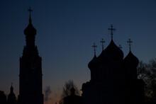 Vologda Kremlin Cathedral And ...