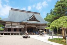 Chusonji Temple In Hiraizumi, ...