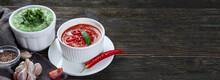 Vegetables Cream Soups