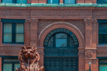 The Lion Fountain At The Cotto...