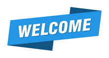 Welcome Banner Template. Welco...