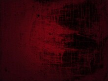 Red Background With Black Unev...