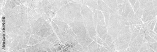 Fototapeta Marble texture background / Marble patterned texture background. Surface of the marble with white tint  obraz