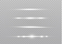 White Horizontal Line.