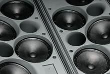 Stereo Column Of Modern Audio ...