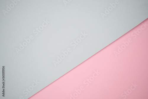 Abstract pastel paper texture minimalism background. Minimal geometric shapes and lines in pastel colors.