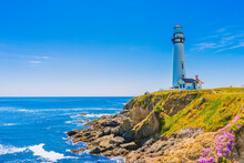 Pigeon Point Lighthouse, Landm...