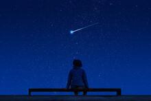 流れ星観測