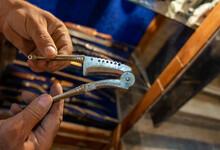 Old Antique Circumcision Tool
