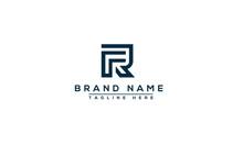FR Logo Design Template Vector...