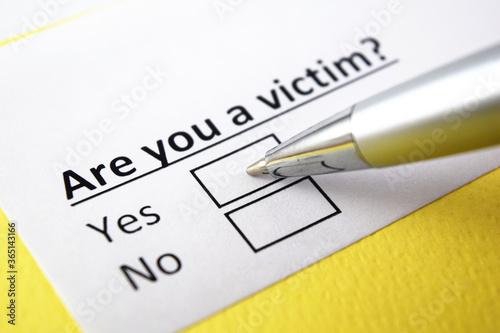 Photo Questionnaire