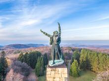 "World War II Monument ""Freedom"""