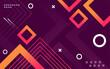 Purple geometric abstract background design. Graphic design element.