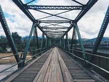 Bridge At Pai Mae Hong Son
