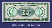 Fictional American Paper Money...
