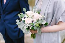 Beautiful Bridal Bouquet Made ...